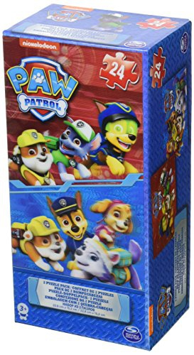 Spin Master - Puzzle 2 In 1 Paw Patrol