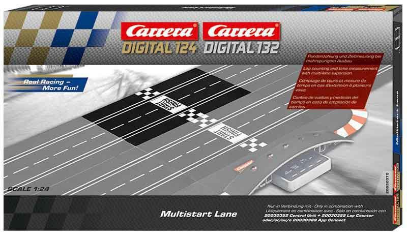 Carrera - Digital Multistart Lane