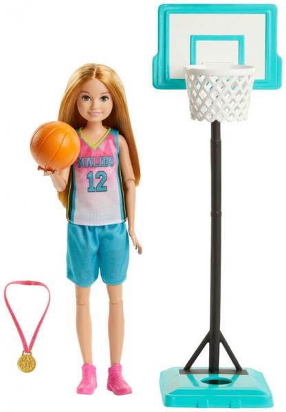 Mattel - Barbie Sports Sisters Stacie B..