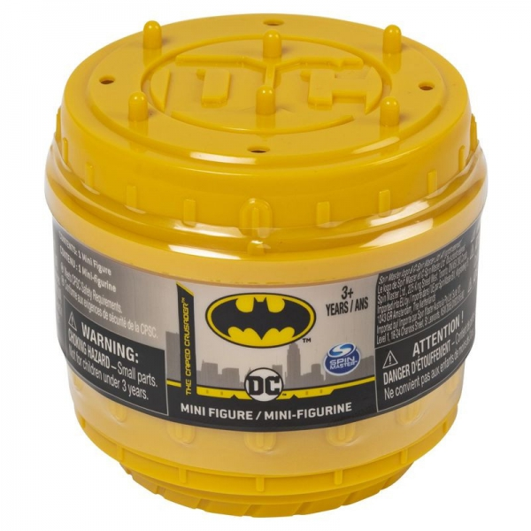 Spin Master - DC Batman The Caped Crusader Mi..