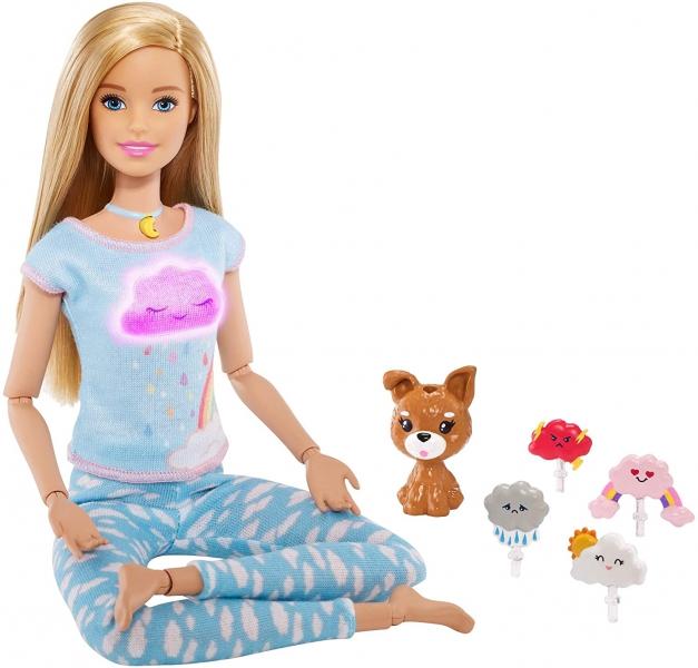 Mattel - Barbie Wellness Yoga 14.00 x 2..