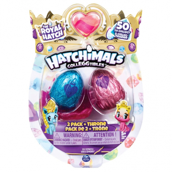 Spin Master - Hatchimals Colleggtibles The Ro..