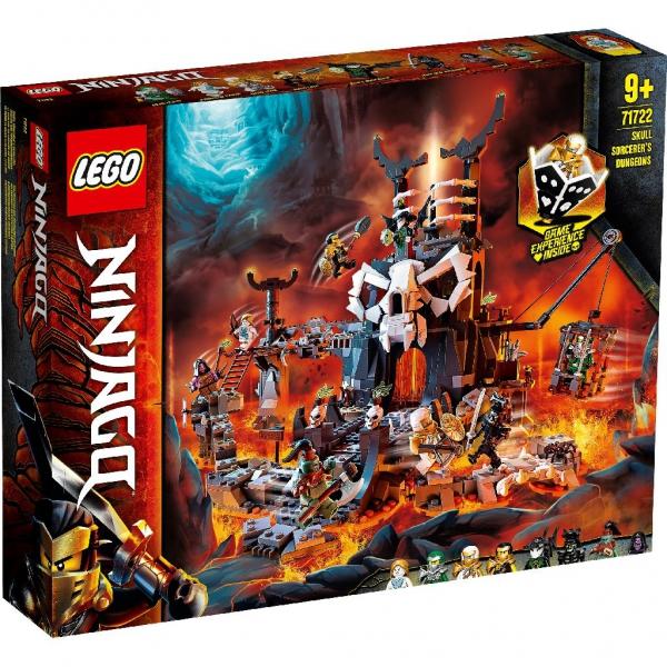 Lego 71722 - Ninjago Skull Sorcerers Dungeons