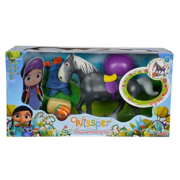 Simba - Wissper Graswelt Playset