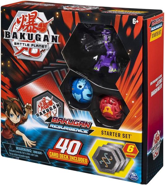 Spin Master - Bakugan Battle Plane Battle Brawler..