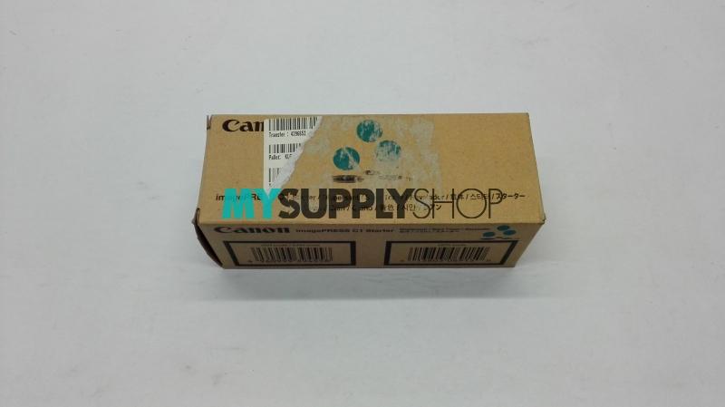 Canon ImagePress C1 Starter Cyan 500k (Old Style Box)